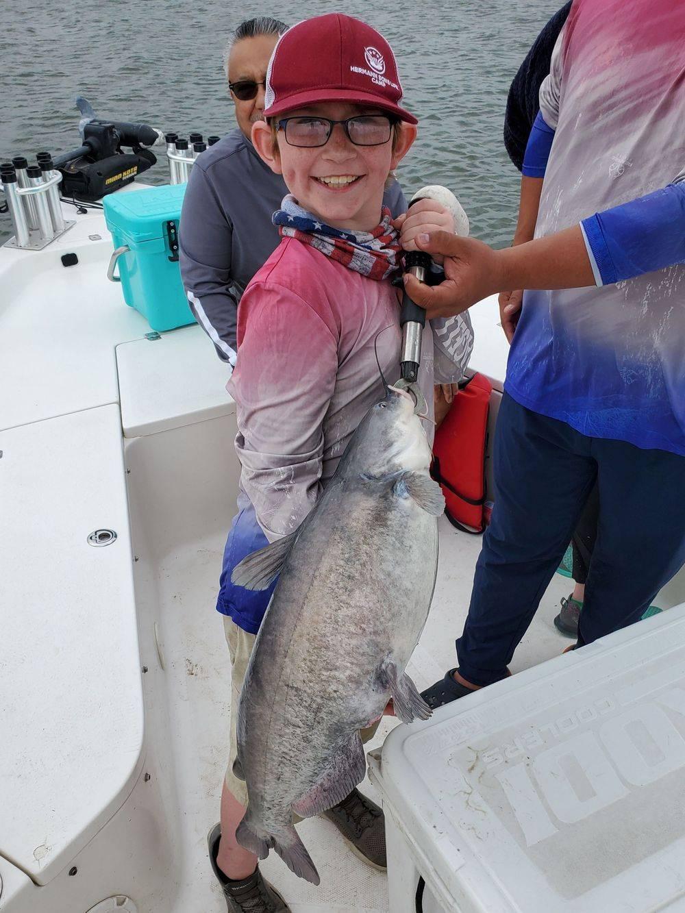San Antonio Fishing