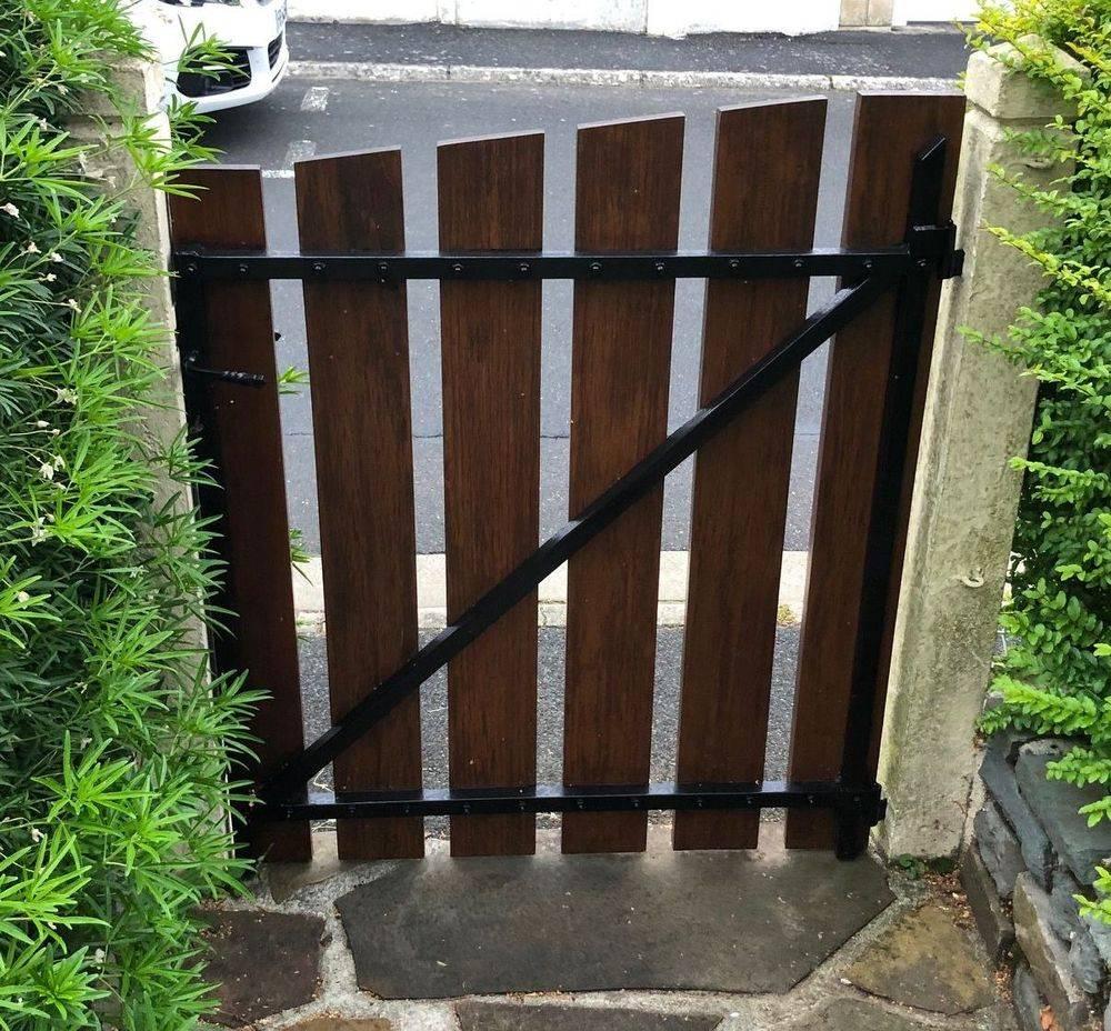lasure portail