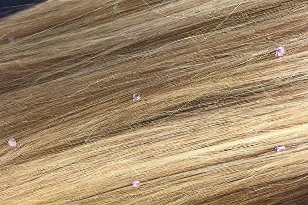 Great Lengths Diamond Thread Swarovski Hair Crystals