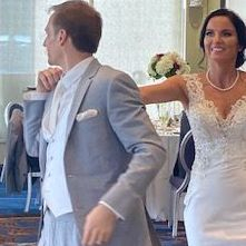couple dancing, partner dance, date night, wedding dance lessons tampa