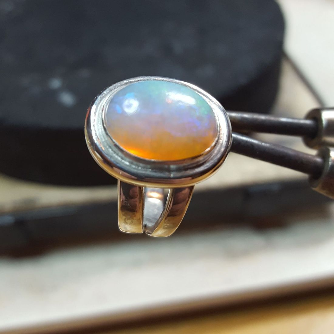 Opal- Custom Setting (Not For Sale)
