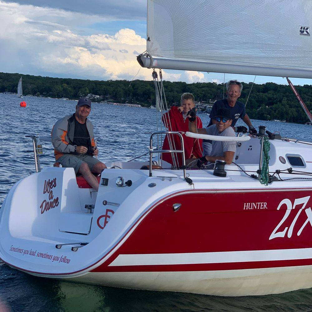 2006 Hunter 27X For Sale in Lake Geneva, WI