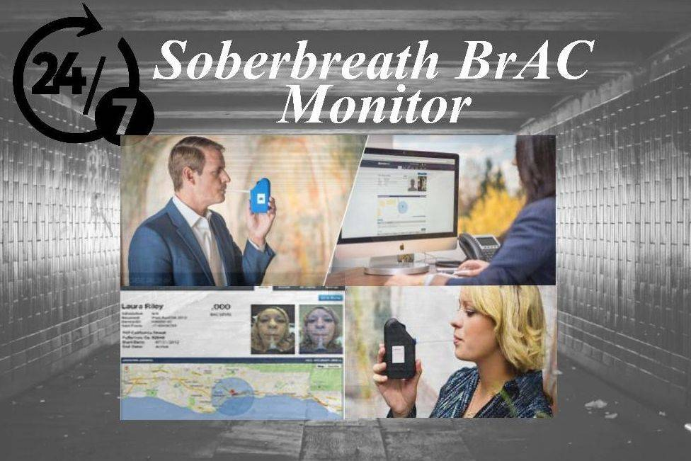 Soberlink monitoring Wyoming Pretrial Services