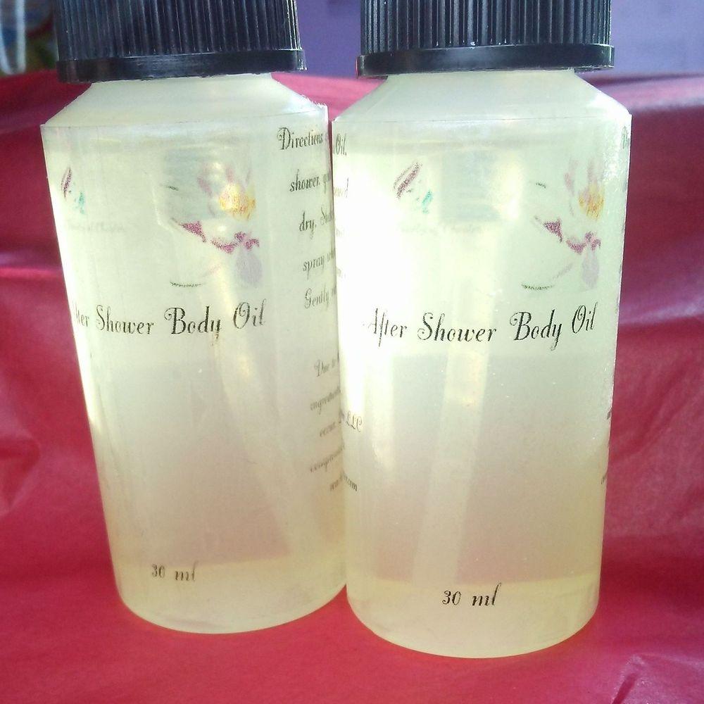 30 ml body oil spray