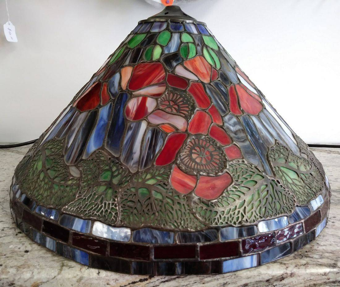 Stained Glass Tiffany Style Lamp Repair Scranton Small Business