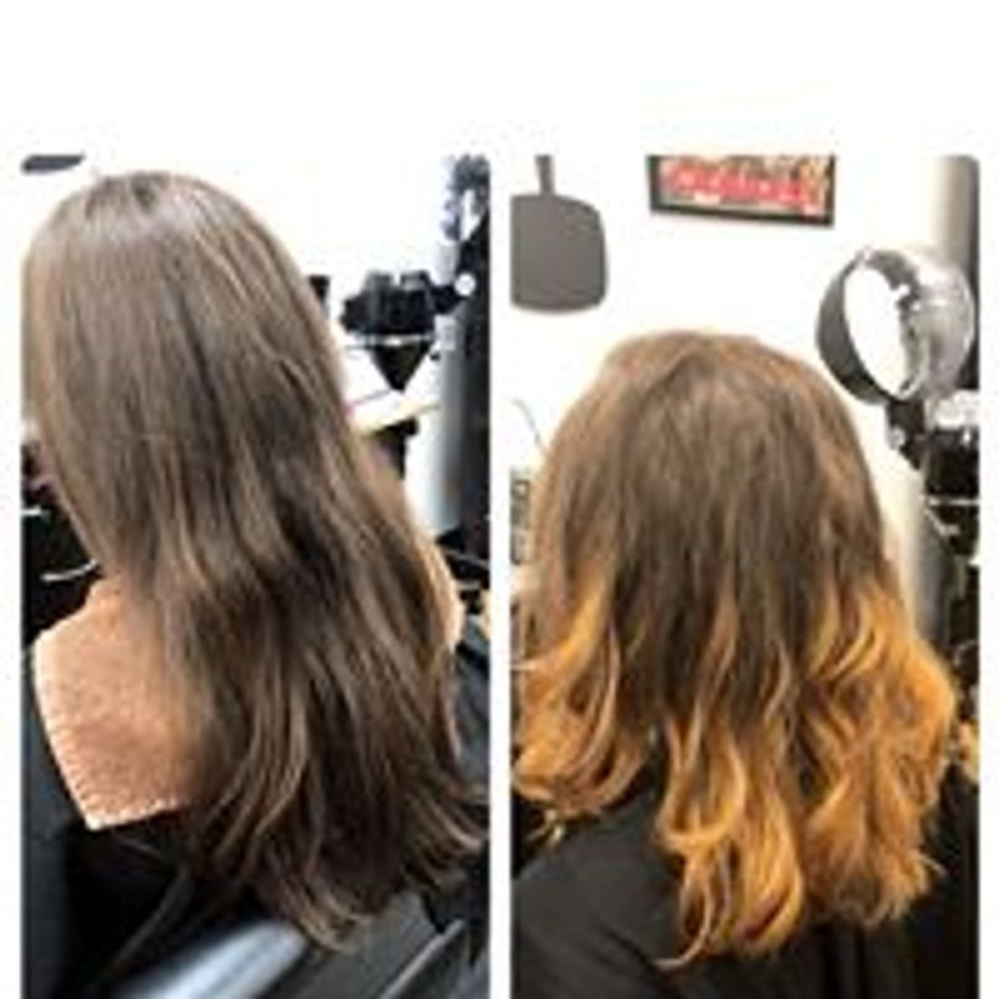 Balayage, Harircut, Hair Color