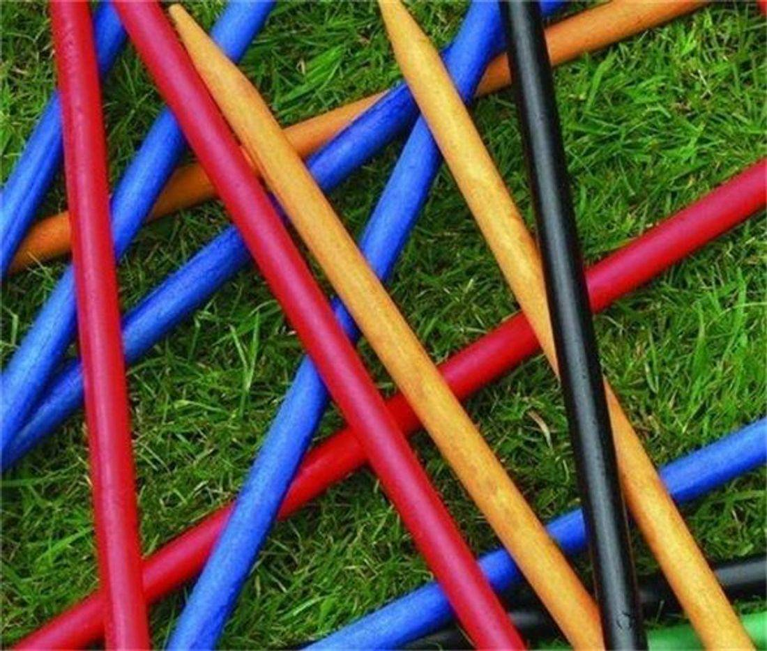 Pick up sticks game for kids and adults